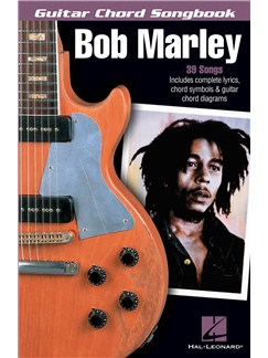 Guitar Chord Songbook - Bob Marley Books | Lyrics & Chords