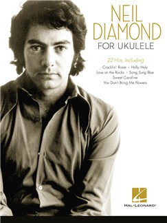 Neil Diamond For Ukulele Books | Ukulele