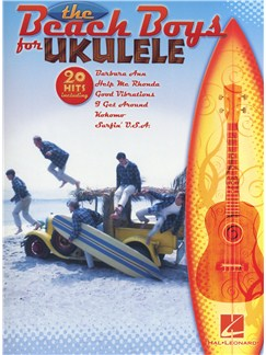 The Beach Boys For Ukulele Books | Ukulele