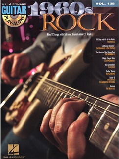 Guitar Play-Along Volume 128: 1960s Rock Books and CDs | Guitar Tab
