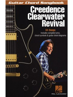 Creedence Clearwater Revival: Guitar Chord Songbook Books | Lyrics & Chords