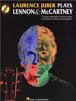 Laurence Juber Plays Lennon & McCartney Books and CDs | Guitar, Guitar Tab