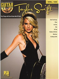 Guitar Play-Along Volume 133: Taylor Swift Books and CDs | Guitar Tab, Guitar