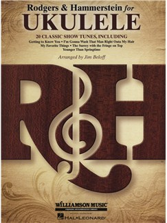 Rodgers & Hammerstein For Ukulele Books   Ukulele