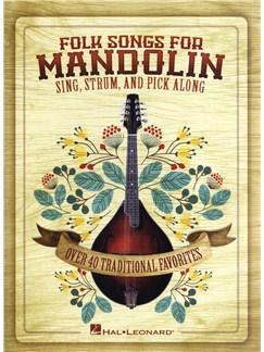 Folk Songs For Mandolin Books | Mandolin