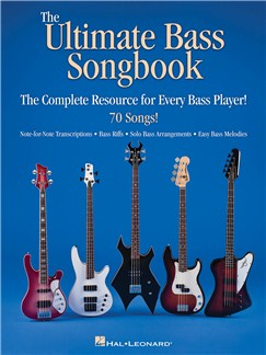 The Ultimate Bass Songbook Books | Bass Guitar Tab, Bass Guitar
