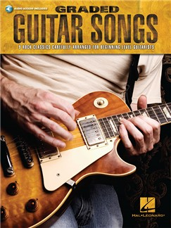 Graded Guitar Songs (Book/Online Audio) Books and Digital Audio | Guitar Tab, Guitar