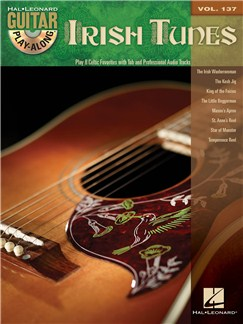 Guitar Play-Along Volume 137: Irish Tunes Books and CDs | Guitar