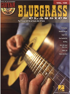 Guitar Play-Along Volume 138: Bluegrass Classics Books | Guitar, Guitar Tab
