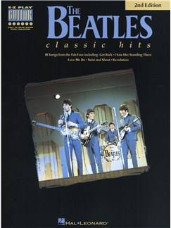 The Beatles Classic Hits - 2nd Edition Livre | Tablature Guitare, Guitare