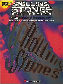 Rolling Stones: Collection Books   Guitar Tab