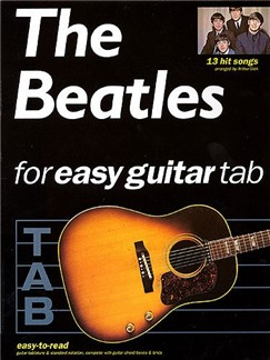 The Beatles For Easy Guitar Tab Books | Easy Guitar Tab