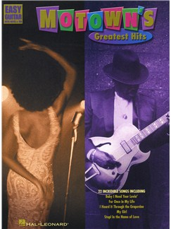 Motown's Greatest Hits Books | Guitar Tab