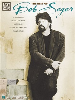 The Best Of Bob Seger Books | Guitar Tab