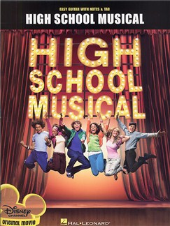 High School Musical For Easy Guitar Books | Guitar