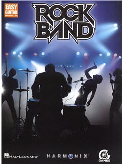Rock Band: Easy Guitar with Notes and TAB Books | Guitar