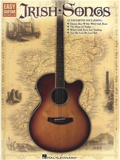 Irish Songs - Easy Guitar Books | Guitar Tab
