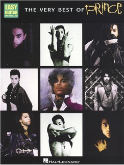 The Very Best Of Prince - Easy Guitar Books | Guitar, Guitar Tab