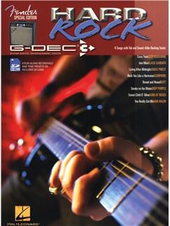 Fender Special Edition G-DEC Guitar Play-Along Pack: Hard Rock Books | Guitar