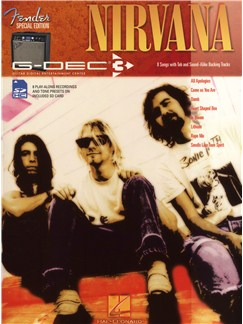 Fender Special Edition G-DEC Guitar Play-Along Pack: Nirvana Books | Guitar, Guitar Tab