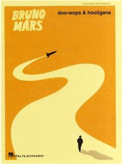 Bruno Mars: Doo-Wops & Hooligans (Easy Guitar) Books   Guitar Tab, Guitar