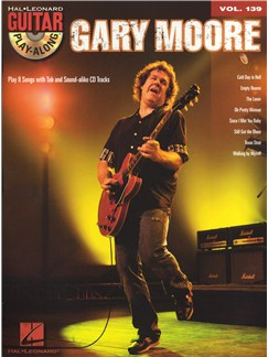 Guitar Play-Along Volume 139: Gary Moore Books and CDs | Guitar Tab, Guitar