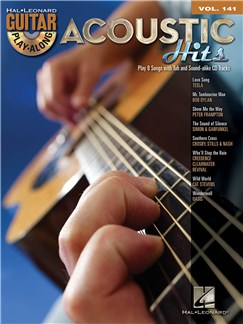 Guitar Play-Along Volume 141: Acoustic Hits Books and CDs | Guitar Tab, Guitar