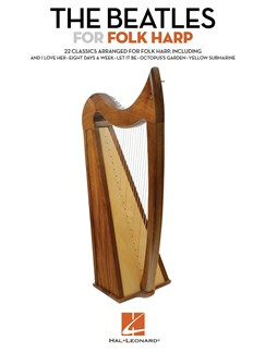 The Beatles For Folk Harp Livre | Harpe