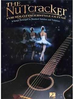 Pyotr Ilyich Tchaikovsky: The Nutcracker for Solo Guitar Books | Guitar