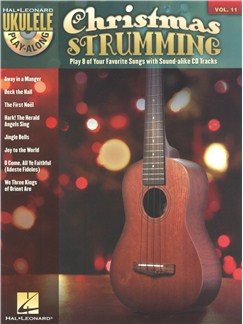 Ukulele Play-Along Volume 11: Christmas Strumming Books and CDs | Ukulele