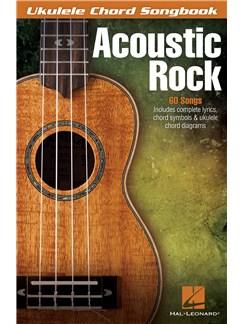 Ukulele Chord Songbook: Acoustic Rock Books | Ukulele