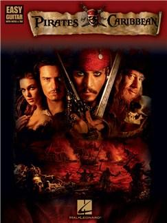 Pirates Of The Caribbean - Easy Guitar Livre | Tablature Guitare, Guitare