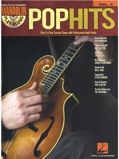 Mandolin Play-Along Volume 3: Pop Hits Books and CDs | Mandolin