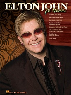 Elton John For Ukulele Books | Ukulele
