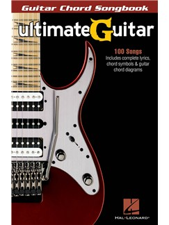 Guitar Chord Songbook: Ultimate Guitar Books | Lyrics & Chords