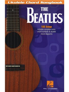 Ukulele Chord Songbook: The Beatles Livre | Ukelele