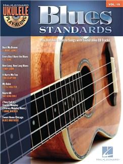 Ukulele Play-Along Volume 19: Blues Standards Books and CDs | Ukulele