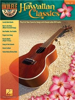 Ukulele Play-Along Volume 21: Hawaiian Classics Books and CDs | Ukulele