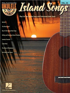 Ukulele Play-Along Volume 22: Island Songs Books and CDs | Ukulele