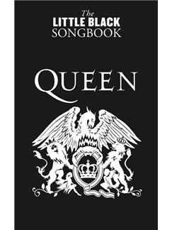 The Little Black Songbook: Queen Books | Lyrics & Chords