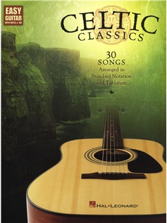 Celtic Classics - Easy Guitar Books | Guitar Tab, Guitar