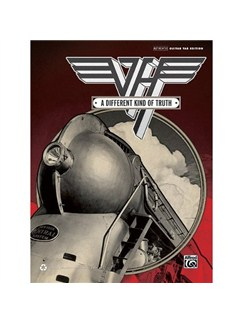 Van Halen – A Different Kind of Truth Books | Guitar Tab, Guitar
