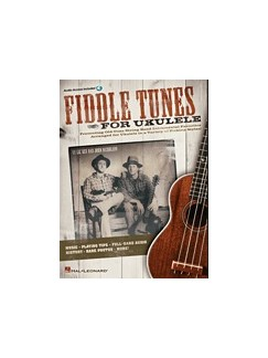 Fiddle Tunes For Ukulele (Book/Online Audio) Books and Digital Audio | Ukulele