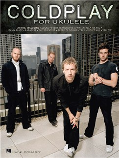 Coldplay for Ukulele Books | Ukulele