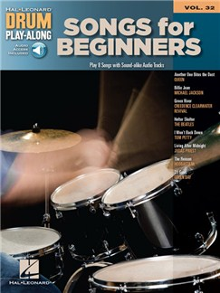 Drum Play-Along: Volume 32 (Book/Online Audio) Books and Digital Audio | Drums