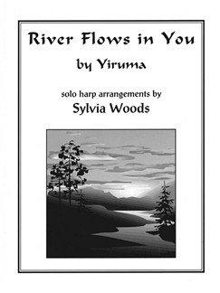 Yiruma: River Flows In You (Arr. Sylvia Woods) Books | Harp