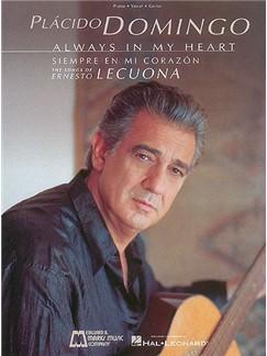 Plácido Domingo: Always in My Heart (Siempre en Mi Corazón) Books | Voice