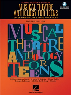 Musical Theatre Anthology For Teens: Young Women's Edition (Book/Online Audio) Books and Digital Audio | Voice