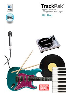 TrackPak: Hip-Hop Books and CD-Roms / DVD-Roms | All Instruments