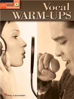 Pro Vocal: Vocal Warm-Ups Books and CDs | Voice